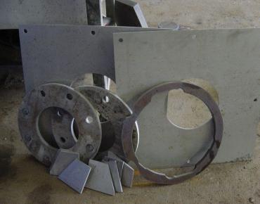 Maschinenbauteile 010
