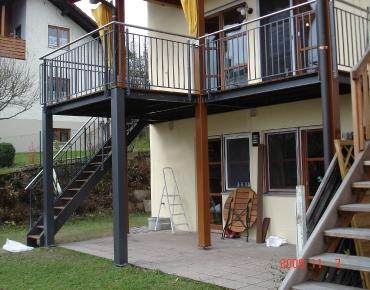 Bilder Balkonkonstruktion 006