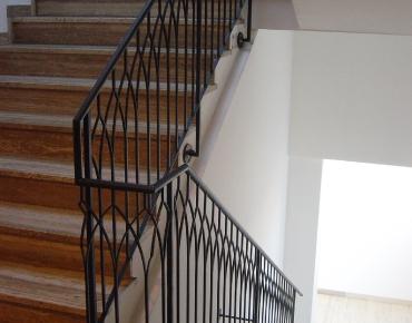 Geländer Treppenhaus 004